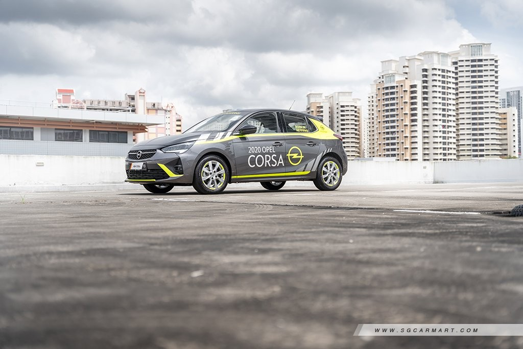 Opel Corsa Review by sgCarMart